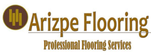 Arizpe Flooring's Logo