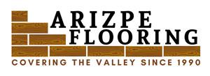 Arizpe Flooring's Logo